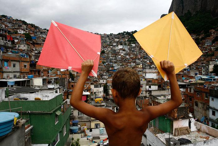 Rocinha Slum